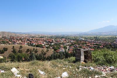 On-site visit in Kochani