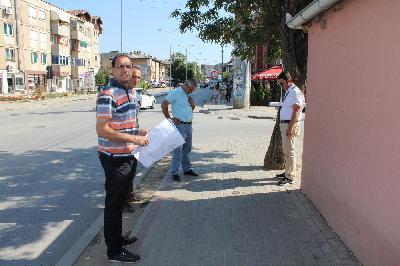 On-site visit in Lipjan