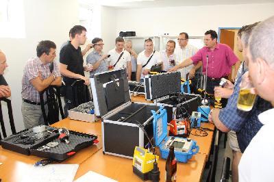 2. obuka za tehničko osoblje vodovodnih preduzeća