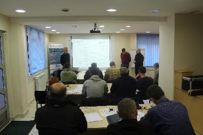 """Predstavnici tri vodovodna preduzeća obučena kroz projekat """"Smanjenje neprihodovane vode u Jugoistočnoj Europi"""""""